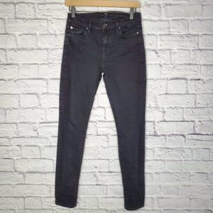 "7 Jeans womens jeans, ""Gwenevere"" black"